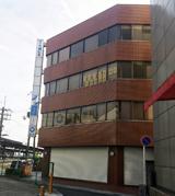 瀬田事務所入居ビル風景